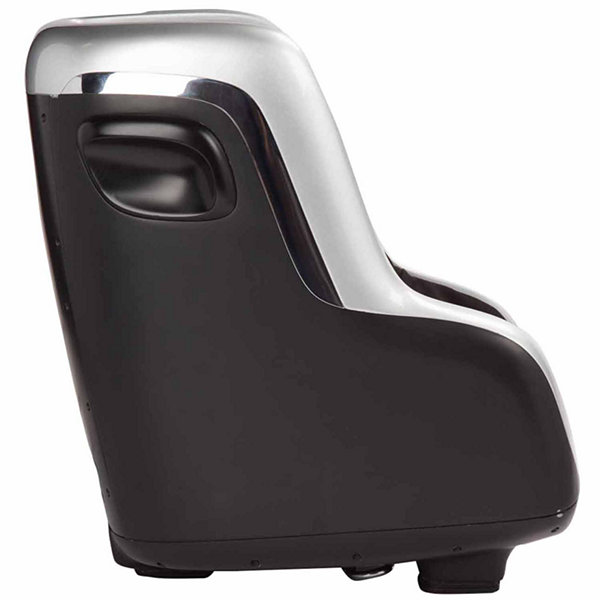Human Touch Reflex4 Foot & Calf Massager - Black & Silver