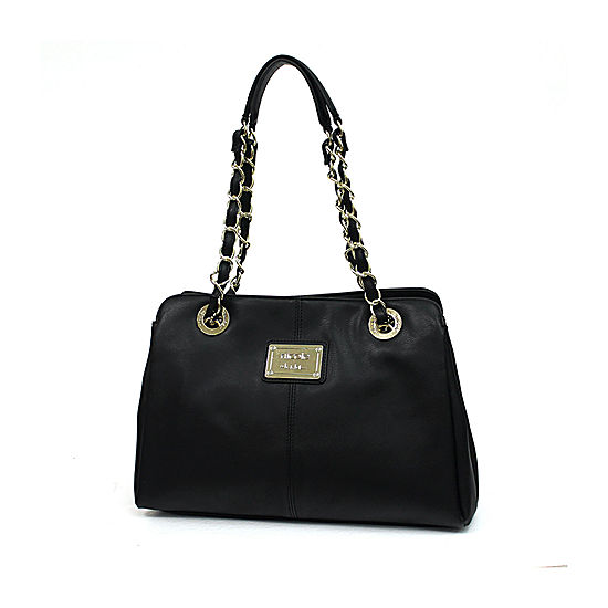 050459870b598 nicole by Nicole Miller Suzie Large Tote JCPenney