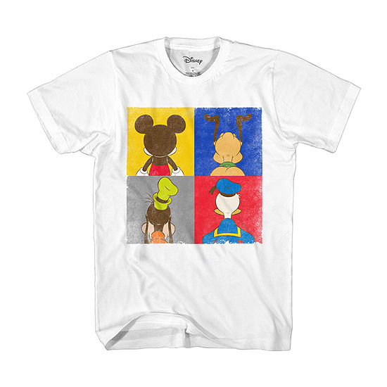 Mickey Mouse and Friends Graphic T-Shirt