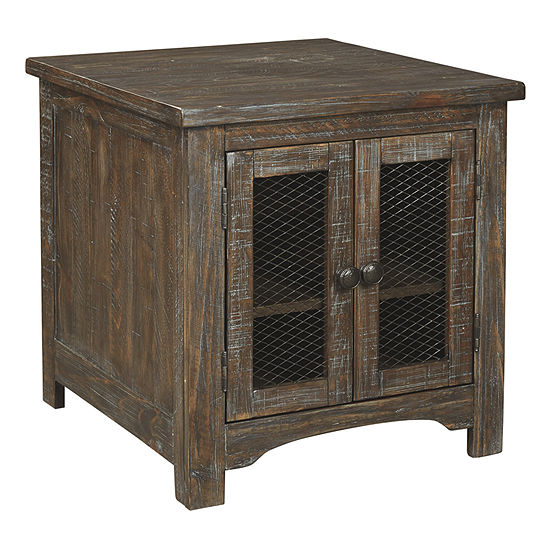 Signature Design by Ashley® Danell Ridge Storage End Table