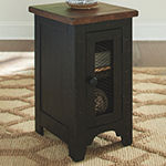 Signature Design by Ashley® Valebeck Chair Side Table