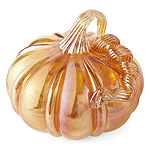 JCPenney Home Small Glass Pumpkin Tabletop Decor