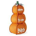 JCPenney Home Welcome To Our Patch Stacked Pumpkins Yard Art