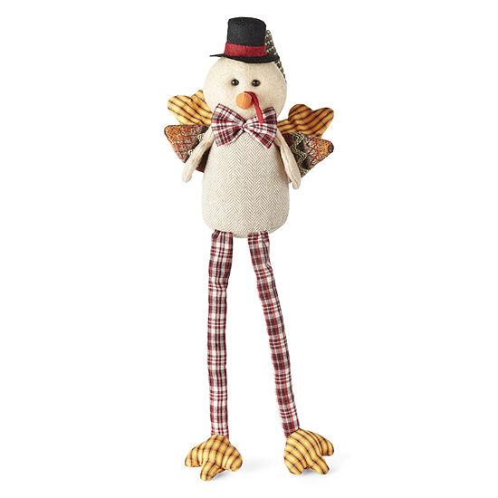 JCPenney Home Sitting Turkey Figurine