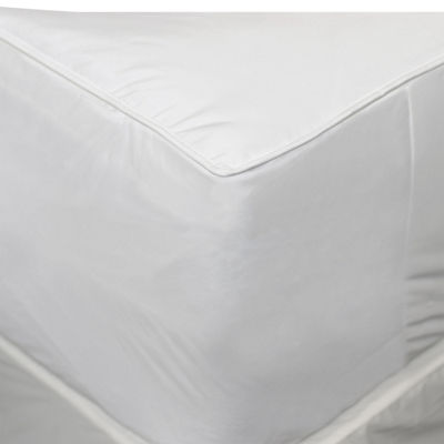 Allerease 2-in-1 Hot Water Washable Waterproof Mattress Pad