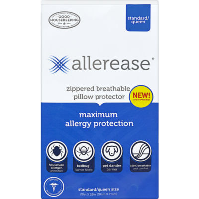 AllerEase Select Maximum Pillow Protector