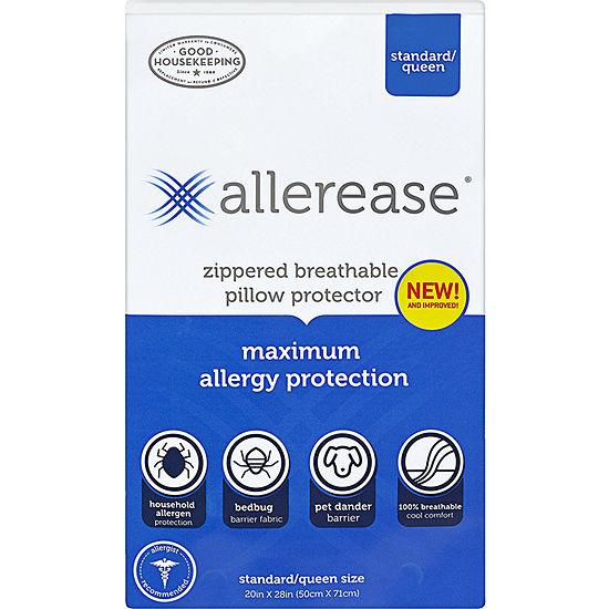 AllerEase Select Maximum Pillow Protector