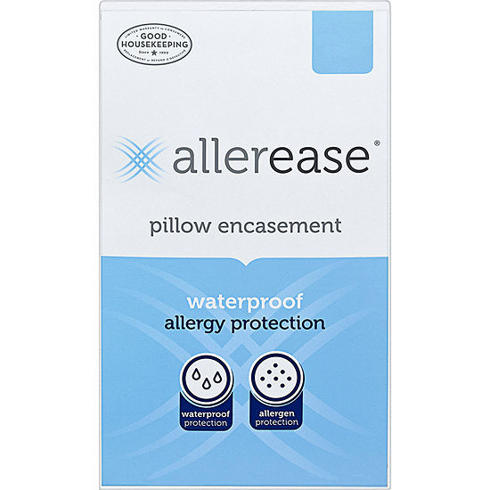AllerEase Select Waterproof Pillow Protector