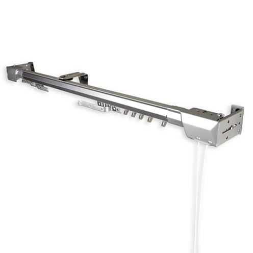 Rod Desyne Center Open Traverse Adjustable Curtain Rod