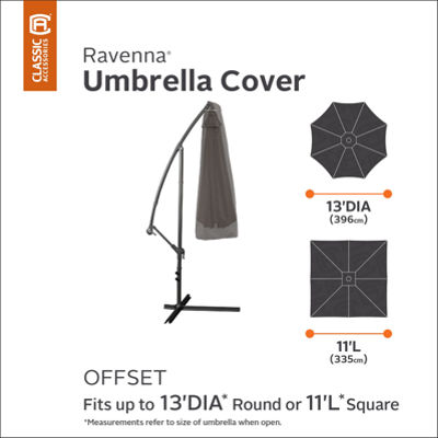 Classic Accessories® Ravenna Offset Umbrella Cover