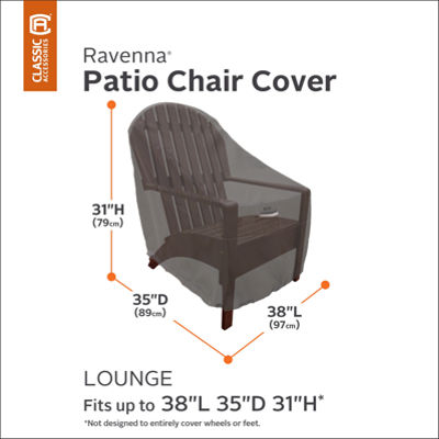 Classic Accessories® Ravenna Lounge Chair Cover