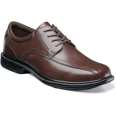 Nunn Bush Mens Bartole Oxford Shoes Lace-up