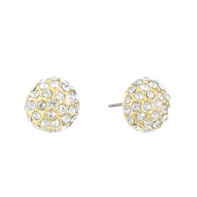 Gloria Vanderbilt 3 Inch Stud Earrings