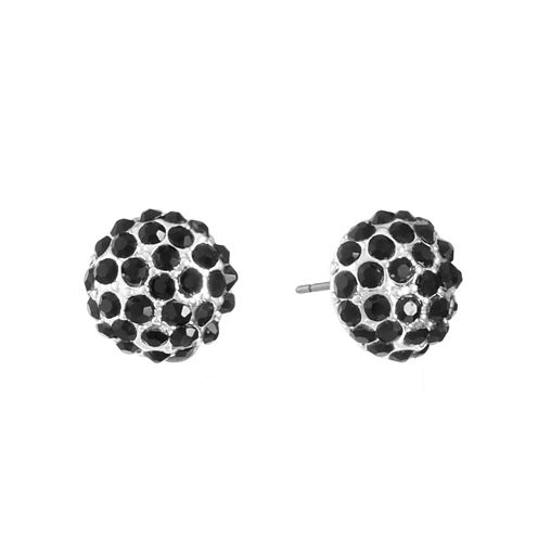 Gloria Vanderbilt Brass Stud Earrings