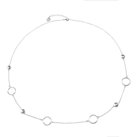Liz Claiborne Cable Round Strand Necklace