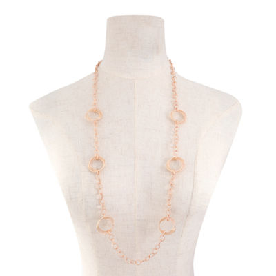 Monet Jewelry Womens Strand Necklace