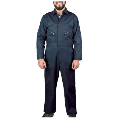 Walls® Twill Non-Insulated Long Sleeve Coveralls - Big & Tall