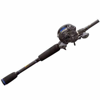 Lews Laserlite Speed Spinning Combo Rod and Reel