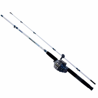 Zebco 808 Series Spincasting Combo Rod and Reel