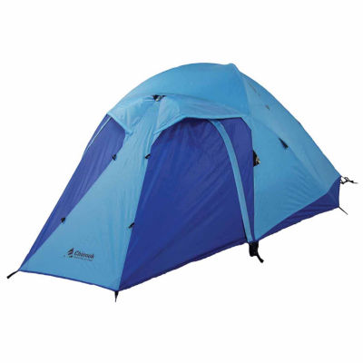 Chinook Cyclone Fiberglass 3-Person Backpacking Tent  sc 1 st  JCPenney : cliffhanger tent - memphite.com