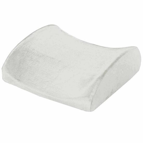 Cambridge Home Memory Foam Support Cushion PillowBack Support Pillow