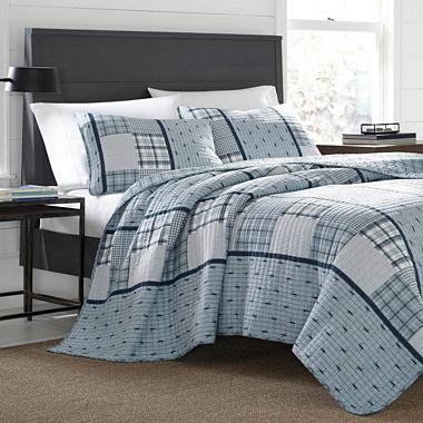 Eddie Bauer® Windermere Quilt - Sham Set - JCPenney : quilt sham - Adamdwight.com