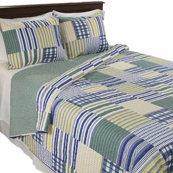 Cambridge Home 2-pc. Quilt Set