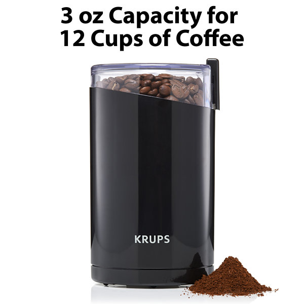 Krups® Fast-Touch Coffee Grinder