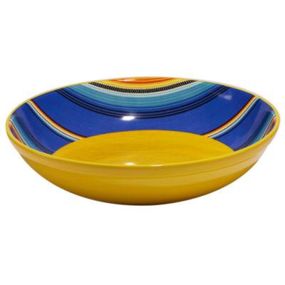 Certified International Pinata Pasta Bowl
