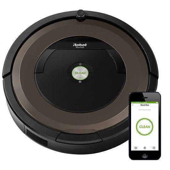 iRobot�� Roomba® 890 Wi-Fi® Connected Vacuuming Robot