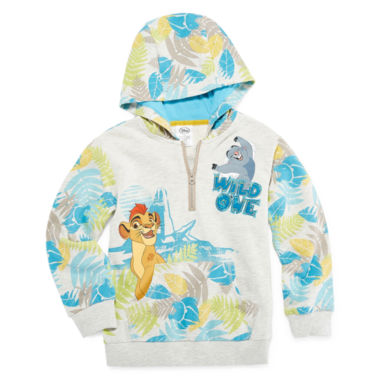 Disney Lion Guard Fleece Jacket-Big Kid Boys