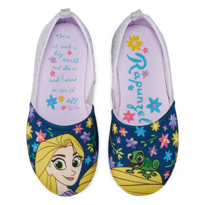 Disney Tangled Ballet Flats Big Kid Girls