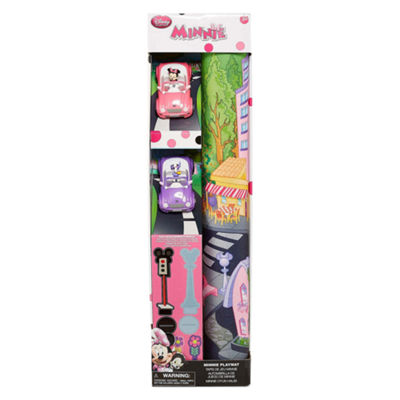Disney 3-pc. Minnie Mouse Toy Playset - Girls