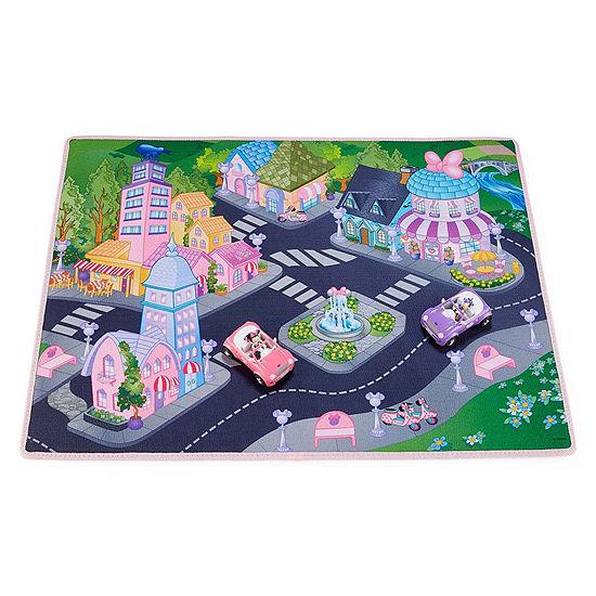 Disney 3 Pc Minnie Mouse Toy Playset Girls