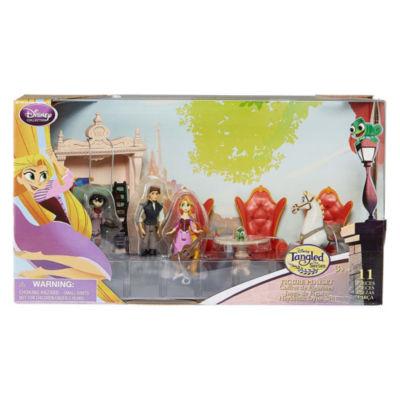 Disney Tangled Toy Playset