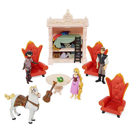 Disney Collection Tangled Playset