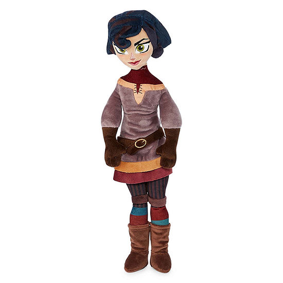 Disney Cassandra Tangled Plush Doll