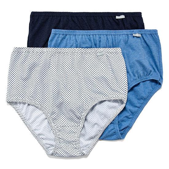 Jockey Elance® Knit High Cut Panty 1487