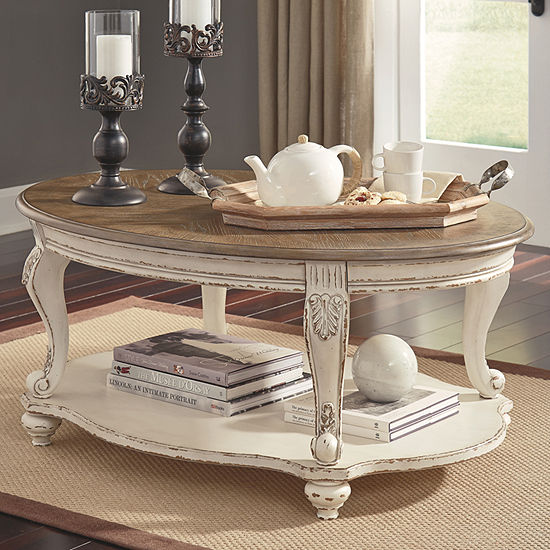 Signature Design by Ashley® Realyn Coffee Table