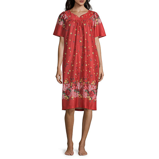 Lissome Short Sleeve Womens Nightgown