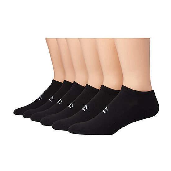 Champion Mens 6 Pair No Show Socks