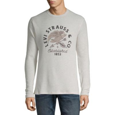 Levi's® Men's Long Sleeve Thermal T-Shirt