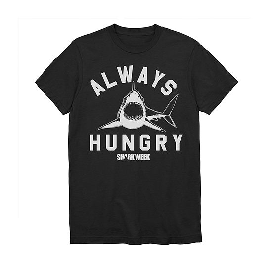 Mens Shark Week Graphic T-Shirt