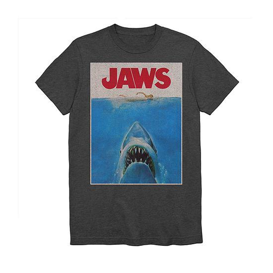 Mens Shark Week Jaws Graphic T-Shirt
