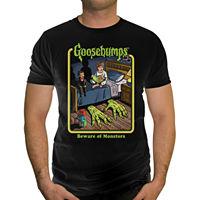 Mens Goosebumps Graphic T-Shirt