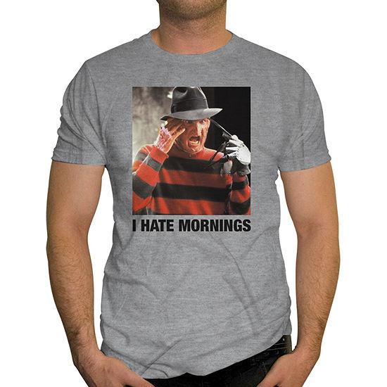 Mens Freddy Krueger Graphic T-Shirt