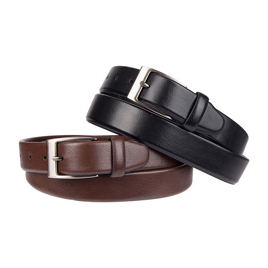 Dockers® 2 Pack Stretch Belts