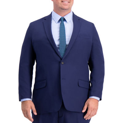 Haggar Active Series Suit Sep Stretch Suit Jacket-Big and Tall