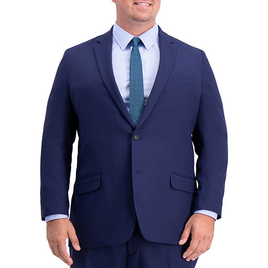 Haggar Active Series Suit Sep Stretch Suit Jacket Big And Tall