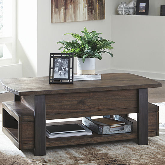 Signature Design by Ashley® Vailbry Lift Top Coffee Table